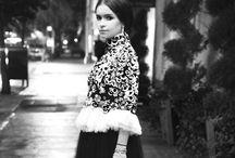 Style Crush | Miroslava Duma