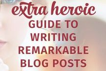 Blogging Business / Everything Blogging