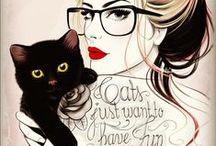 Meow / by Abby Hamilton