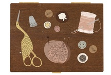 _make something:: ::sew / by hand and machine  / by Kathleen Clay