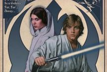 Star Wars / by Jennifer Rasnke