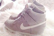 WEDGE SNEAKERS / Wedge Sneaker heels