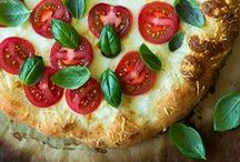 I Want Pizza! P-I-Z-Z-A!  / i have a love affair with anything cheesy and full of carbs! / by Maggie Schildmeyer