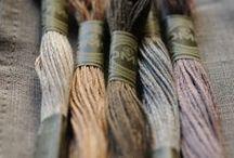 Needle & Thread / by Abby Hamilton