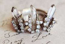 Bling / jewelry! / by Maggie Schildmeyer