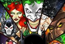 Batman: Rogue Gallery / by Kyle