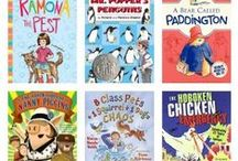 Check Out These Children's and YA Books!