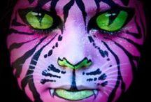 Face paint / by Lynnette Branstetter