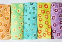 Patterns / Pattern inspiration for SEWN class taught by Mary Ann Moss.