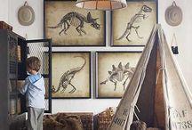 Hayden's Spaces / Playroom, big boy room, toddler boy / by Amy Ripper