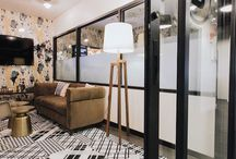 COMMERCIAL WORK SPACES / Office Interior Design Inspiration
