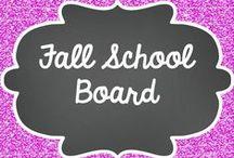 Fall -School Board