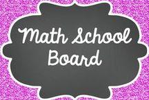 Math - School board