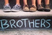 Brothers / by Taylor Alexander