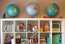 playroom gameroom love / by Amanda Mankin