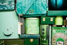 {all green everything} / by bryn townsend