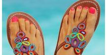 Aspiga | Sandals / Our beautiful collection of hand crafted sandals, each uniquely designed and embellished. The perfect quality sandals you are looking for!