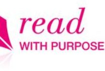 Read with Purpose / Writers must be readers first. Build your reading chops and learn to read like a writer.