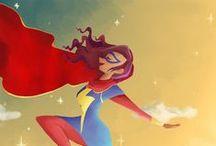 Kamala Khan / The epicness of Ms Marvel aka Kamala Khan