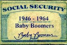 Baby Boomer Memories / By 2017, 50% of the U.S. population will be over 50.  Meanwhile the BabyBoomers continue to grow bolder are they grow older!