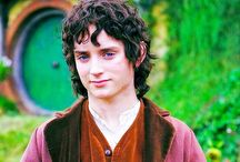 Frodo <3 / The Lord of the Rings, and I'm in love with Frodo Baggins and his eyes