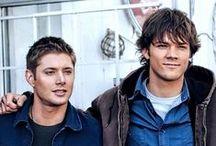 Supernatural forever ♥ / Supernatural is definitely best TV show I've ever seen! Love it!