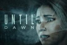 Until Dawn, probably the best horror game ^^ / My favourite one :3
