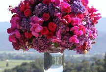 WEDDING | FLOWER ARRANGEMENTS / Flowers