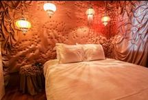 Fashion Hotels / Modieuze hotels en modieuze reizigers. Hotels in de leukste winkelsteden.