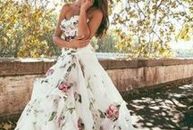 Gowns that Inspire / vision board for all types of fashionable, dreamy gowns / by Angela Ricardo