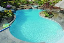 POOLS / Inground pools
