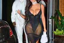KARDASHIAN | JENNER | STYLE | CLOTHING | THEM / Kardashian Jenner clothing style photography