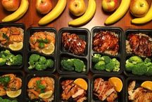 MEAL PREPPING / Meal prepping meals