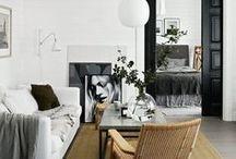 Artsy interiors