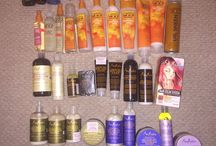 NATURAL HAIR PRODUCTS / Products for Natural hair