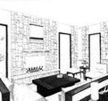 Interiors Drawing