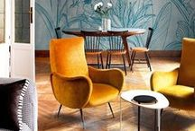 Inspired interiors / The most beautiful interiors and ideas for my dream home.