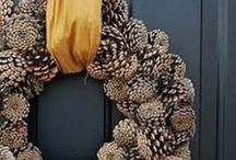 wreaths / by laura