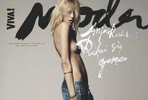 magazine covers / by lisa dengler