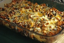 Casseroles & dishes
