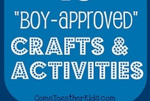 Kid Crafts, Projects, and Activities / by Alexandra Adair