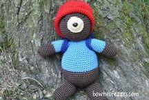 Amigurumi crochet / by Adriana Bon