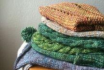 Knitting / by Adriana Bon