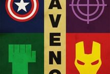 Marvel! :D / Tom Hiddleson, Robert Downey Jr., Chris hemswerth  I should really just name this board tom h