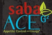 NEW Saba ACE G2! / Saba ACE G2 is Saba's Newest Product!!! Saba ACE G2 has less caffeine than regular ACE, but it has MORE Appetite Control and I personally think that the Mood Enhancers are stronger, too!! I have personally lost 19 lbs in just the last few weeks! Place your one-time order for the Saba ACE G2 with Free Shipping for only $60 at http://aceappetitecontrolenergy.com and your order will ship out that day if ordered before 2pm!