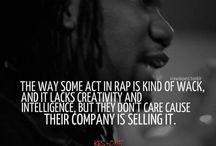 Hip-Hop Quotables / My favorite hip-hop verses