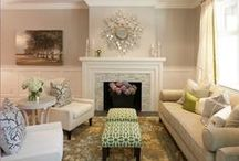 Home-Living Room / by Leigh Sullivan