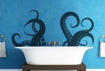 Home-Bathroom / by Leigh Sullivan