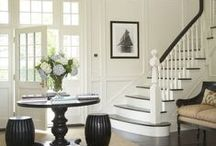 Home-Entry/Hall / by Leigh Sullivan