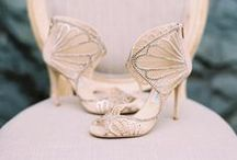 wedding - bridal inspiration / Dresses, shoes, hair and accessories! / by Blynda DaCosta